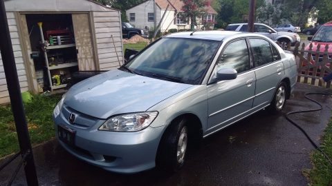 2005 Honda Civic Hybrid for sale