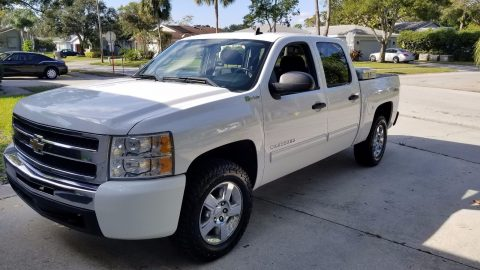 2011 Chevrolet Silverado 1500 Hybrid for sale