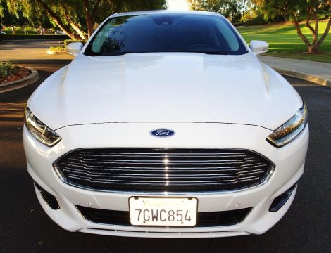 2015 Ford Fusion Energi Titanium for sale