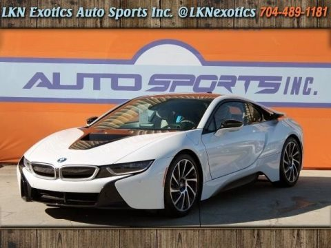 2015 BMW i8 Pure Impulse for sale