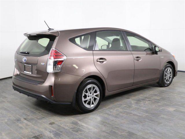 2017 Toyota Prius V Three Hybrid Hatchback FWD