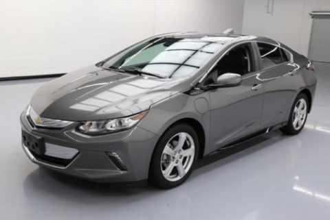 2017 Chevrolet Volt LT Hatchback 4 Door for sale
