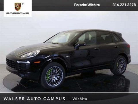 2018 Porsche Cayenne S Platinum Edition E Hybrid for sale