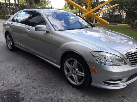 2010 Mercedes Benz S Class AMG Sport package for sale