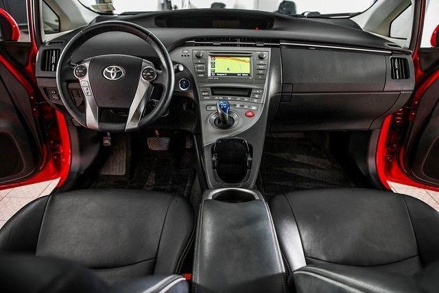 2015 Toyota Prius Persona Series – Special Edition