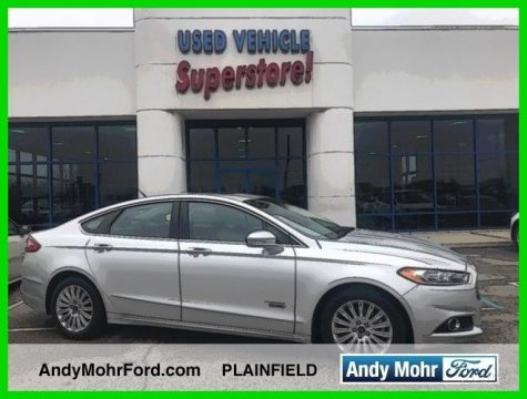 NICE 2016 Ford Fusion SE Luxury for sale