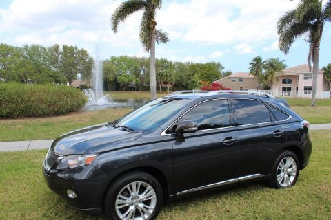 2010 Lexus RX in EXCELLENT CONDITION for sale