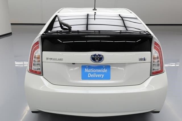 GREAT 2013 Toyota Prius Three 4dr Hatchback