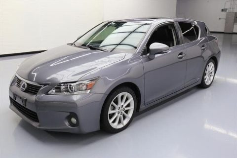 VERY NICE 2013 Lexus CT 200h for sale
