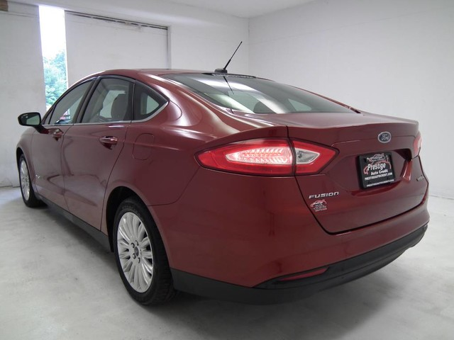 AMAZING 2014 Ford Fusion