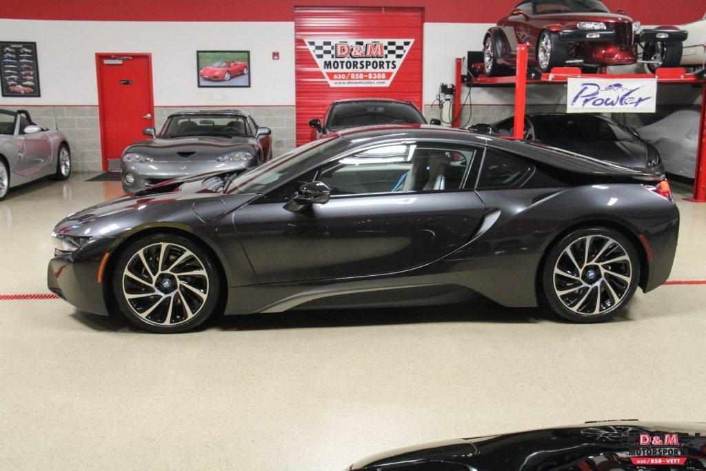 GREAT 2015 BMW i8 Pure Impulse World