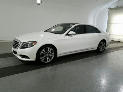GREAT 2015 Mercedes Benz S Class S 550 for sale