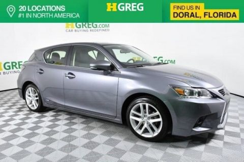 GREAT 2016 Lexus CT 200h Hybrid for sale
