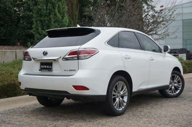 2013 Lexus RX Hybrid / Comfort PKG